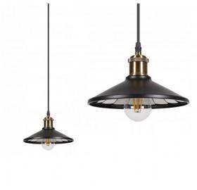 Lampa sufitowa wisząca Industrial Loft E27 LED Veluta Mirror