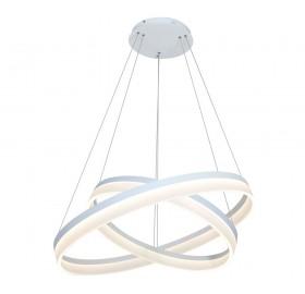 Lampa wisząca LED RING + pilot sterujący lampą