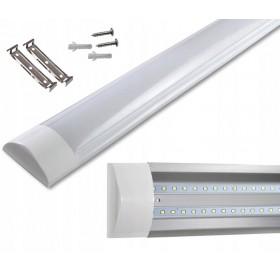 Oprawa natynkowa LED SLIM 50W 150 cm zimna