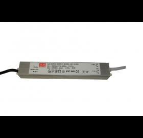 Zasilacz LED wodoodporny 2,5A 30W 12V IP67