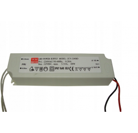 Zasilacz LED wodoodporny 3,33A 40W 12V IP67