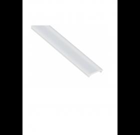 Klosz wcisk do profiu LED wcisk 1m mleczny