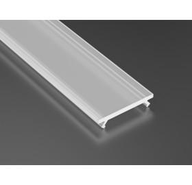 Klosz do proflu LED wcisk 1m mrożony