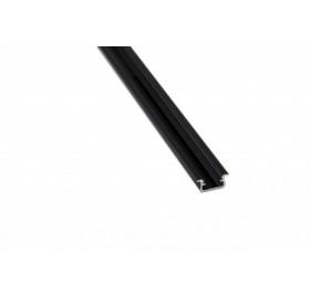 Profil aluminiowy anodowany 2m typ B czarny