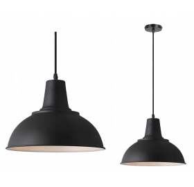 Lampa sufitowa wisząca Industrial Loft E27 LED