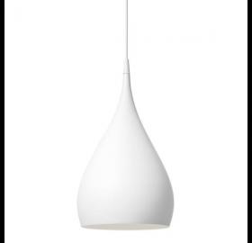 Lampa wisząca Matosa Biała SuperLED