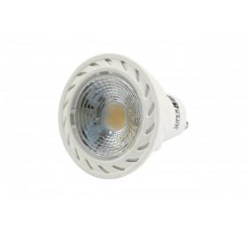 Żarówka LED GU10 COB SMD 450lm 5w = 50w Ra80 60° BC