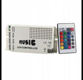 Kontroler muzyczny RGB