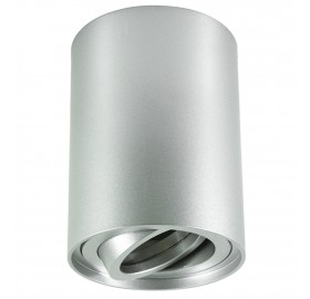 Oprawa natynkowa ruchoma GU10 VALSE srebrna