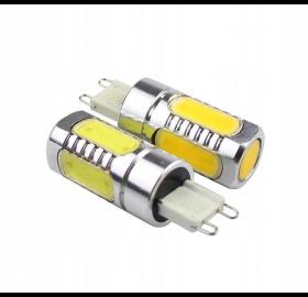 Żarówka LED G9 COB 5W 350lm zimna