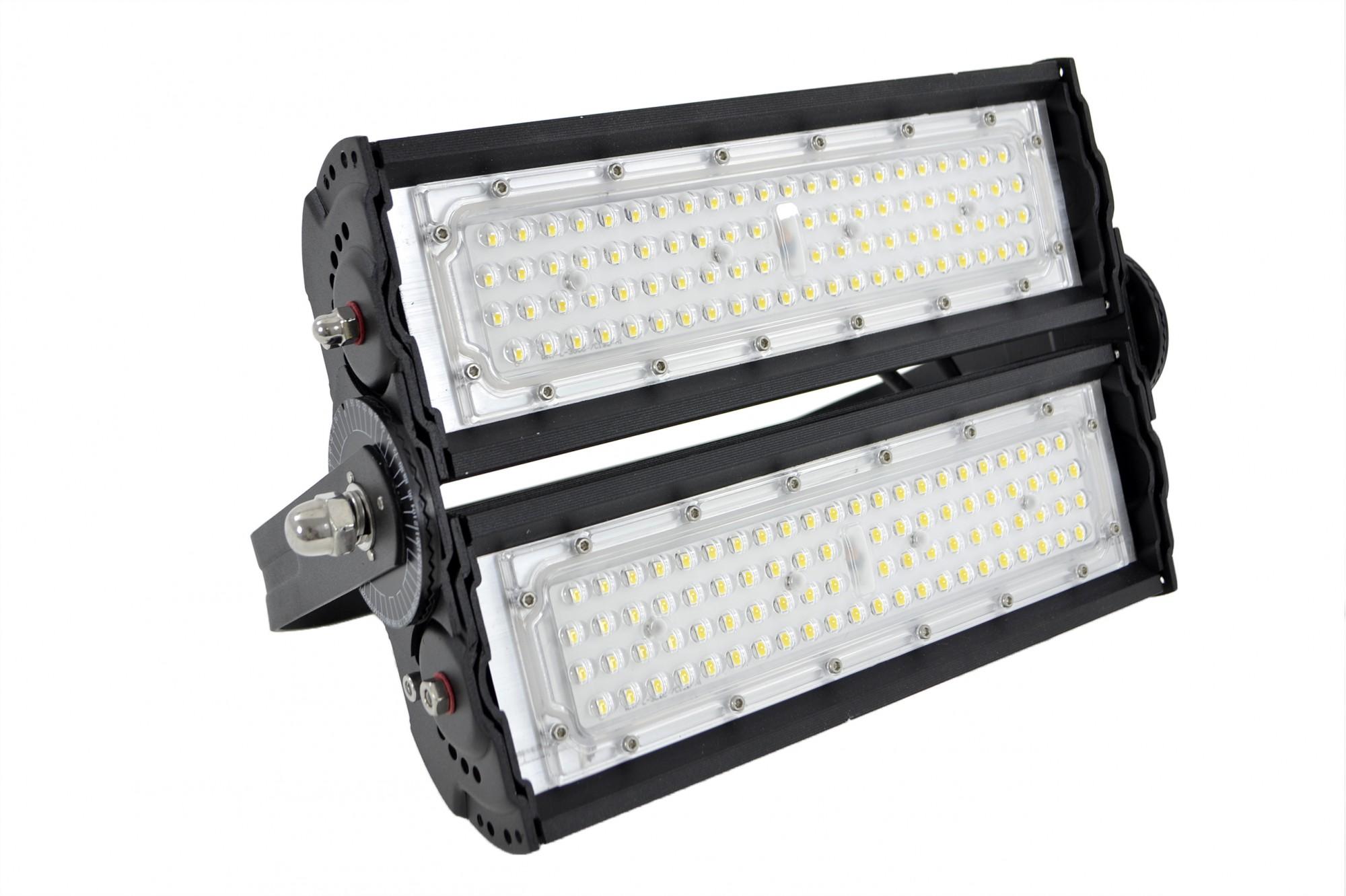 Lampa stadionowa LED SuperLED 100W superledpoland.pl