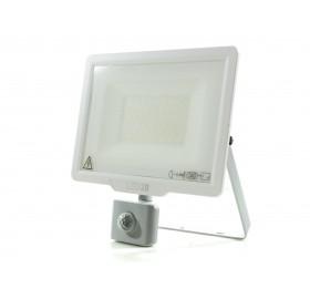 Naświetlacz LED 50W z czujnikiem ruchu zimny biały