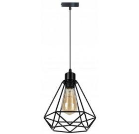 Lampa sufitowa wisząca Drut Loft Retro E27 LED