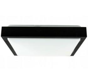 Oprawa Plafon 2x E27 LED czarny SUPRA