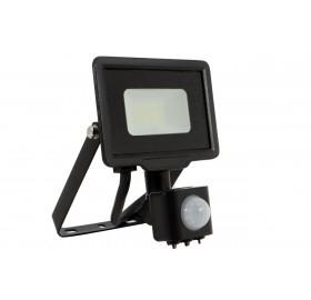 Naświetlacz lampa LED 10W + czujnik ruchu 800lm