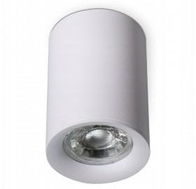 Oprawa Natynkowa MANGO biała + GU10 LED Spot