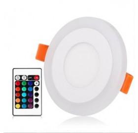 PANEL LED RGB Okrągły 3W Barwa ciepła