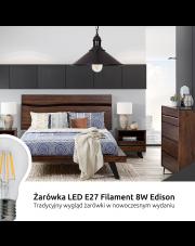 Nowość! Żarówki Filament LED Edison